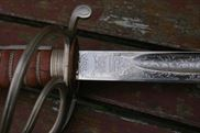 BRITISH OFFICERS PATTERN 1850 SWORD (#SW04)